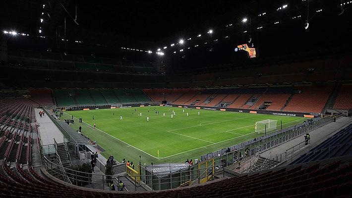 El Comité Olímpico Nacional Italiano decide suspender todos los eventos deportivos hasta el 3 de abril por el coronavirus