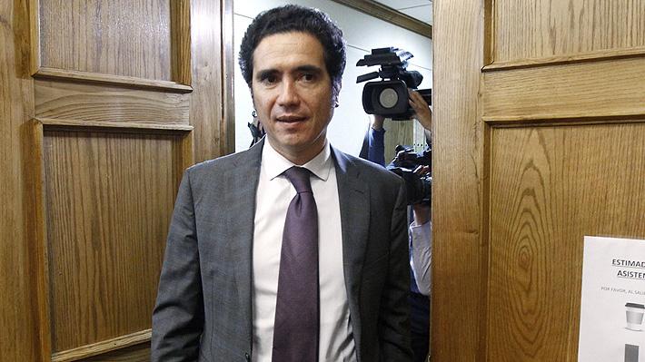 """Ministro de Hacienda tras reunión de CEF: """"El país cuenta con una institucionalidad financiera robusta"""""""