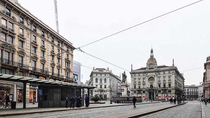 Italia enfrenta el primer día de restricciones en todo el país por el coronavirus