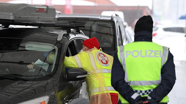 Países europeos prohíben la entrada de pasajeros desde Italia por coronavirus