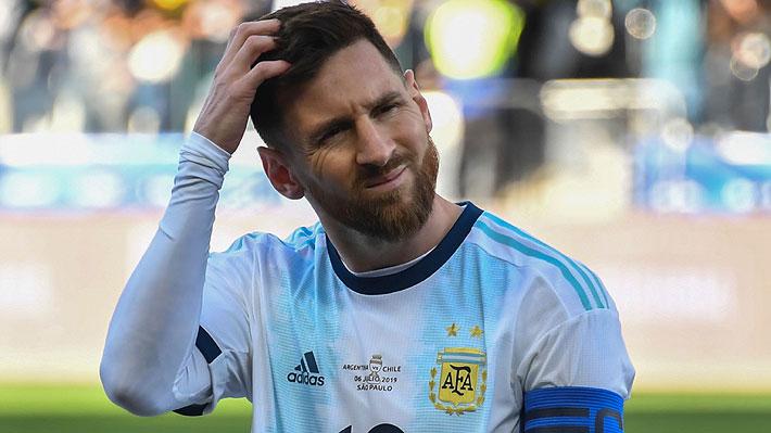 ¿Messi en cuarentena? El protocolo que podría complicar a varias figuras de Argentina para las Clasificatorias