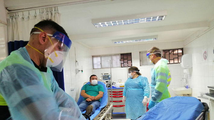 Casos de coronavirus en Chile suben a 17: En 24 horas se confirmaron cuatro nuevos contagios