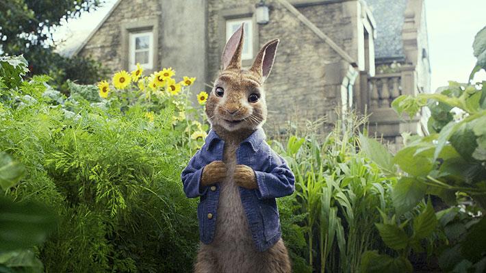 "Hollywood continúa ajustando sus estrenos por coronavirus: ""Peter Rabbit 2"" se posterga hasta agosto"
