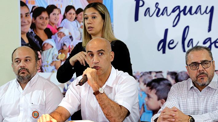 Con dos casos confirmados, Paraguay suspende clases y actos masivos para frenar expansión de coronavirus