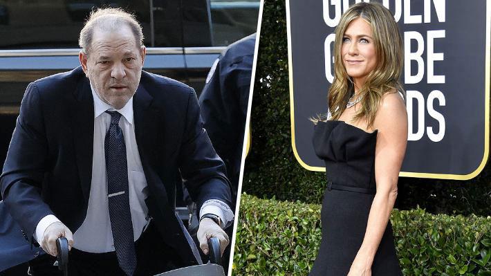 """""""Alguien debería matar a Jennifer Aniston"""": La lapidaria frase de Harvey Weinstein que salió a la luz en documentos judiciales"""