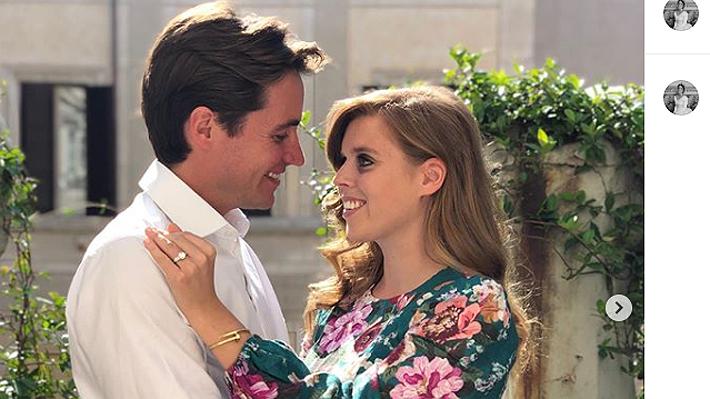 Coronavirus pone en duda matrimonio de la princesa Beatriz: Temen que familiares del novio no puedan llegar