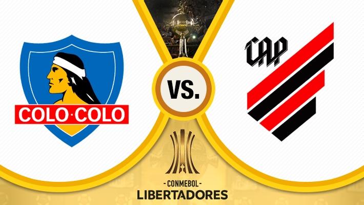 Revive la victoria de Colo Colo sobre el Paranaense en la Libertadores