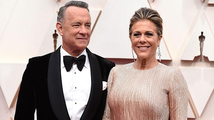 Tom Hanks confirma que él y su esposa tienen coronavirus