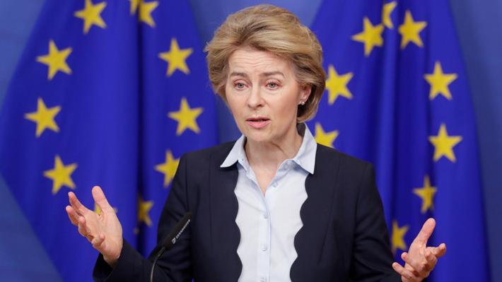 """La UE """"desaprueba"""" la decisión """"unilateral"""" de Trump de cancelar todos los viajes de Europa a EE.UU."""