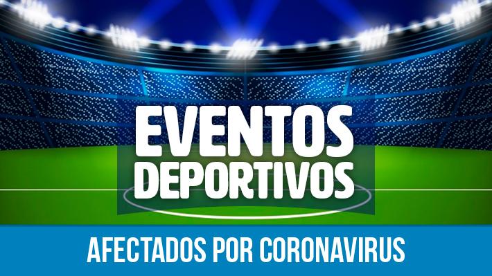 Libertadores, Clasificatorias, NBA... Las principales actividades deportivas en el mundo suspendidas por Covid-19
