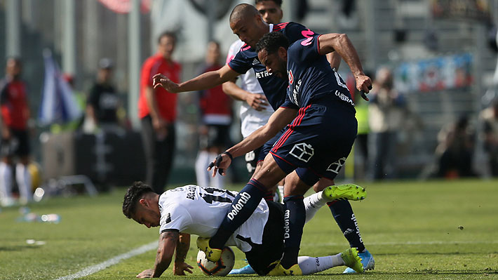 """Superclásico, """"Roja"""" femenina... Todos los partidos que se jugarán sin público por el Covid-19 en Chile"""