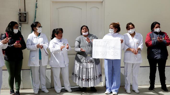 Argentina, Bolivia y Venezuela suspenden todos los vuelos procedentes de Europa por la expansión del coronavirus
