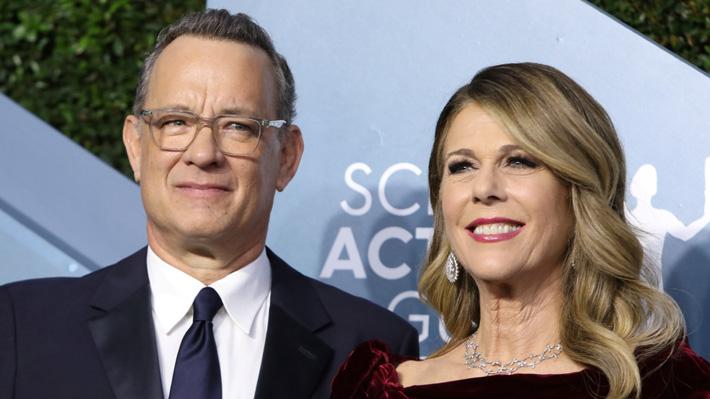 """Tom Hanks comparte foto y habla de su aislamiento por Covid-19: """"Hay quienes pueden provocar una enfermedad muy grave"""""""