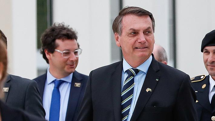 Jair Bolsonaro anuncia que dio negativo en examen por coronavirus