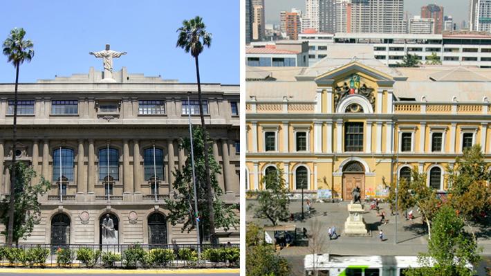 Universidad Católica y Universidad de Chile suspenden clases presenciales para enfrentar coronavirus