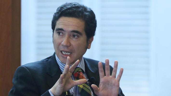 """Ministro de Hacienda y efectos """"transitorios"""" del coronavirus: """"La economía va a estar a media máquina"""""""