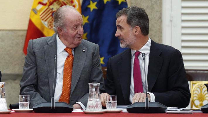 """Felipe VI renuncia a la herencia de su padre y elimina su asignación oficial tras acusaciones por sociedad """"offshore"""""""