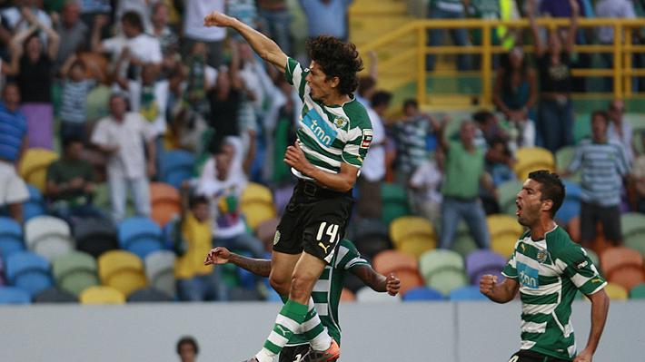 Video: El golazo de tiro libre de Matías Fernández que el Sporting recordó a través de redes sociales