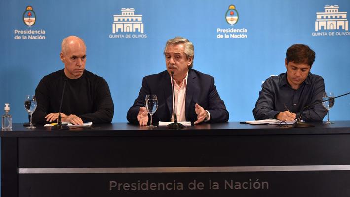 Argentina ordena el cierre total de sus fronteras durante 15 días por coronavirus: restricción de ingreso incluye a Chile