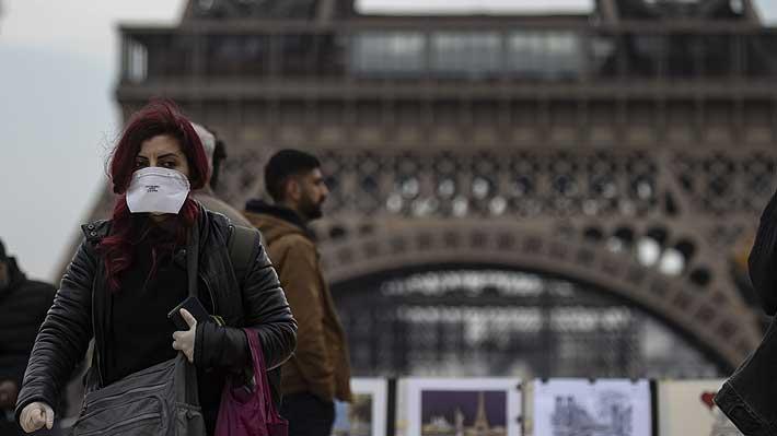 """Francia advierte posible """"saturación"""" del sistema hospitalario ante nuevos casos de coronavirus"""