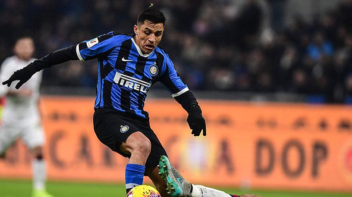 Aseguran que Alexis podría dejar el Inter y llegar a un equipo grande de España