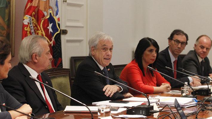 """Presidente: implementación de medidas por coronavirus tiene que ser """"rápida"""" y ministerios evaluarán nuevas acciones"""