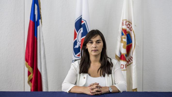 La voz de Izkia: El protagónico rol de la presidenta del Colegio Médico ante la amenaza del coronavirus