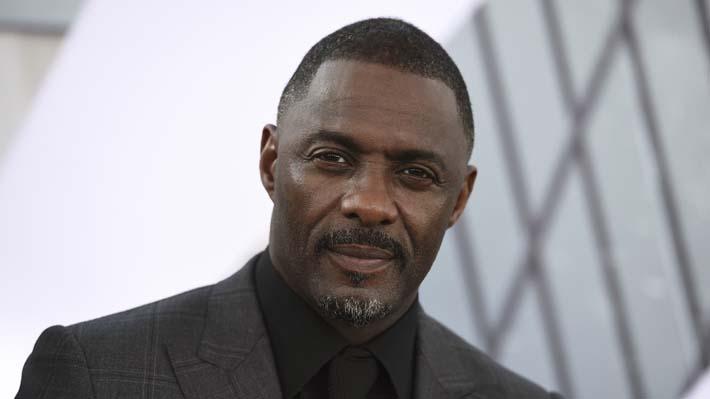 Actor Idris Elba confirma que dio positivo por coronavirus