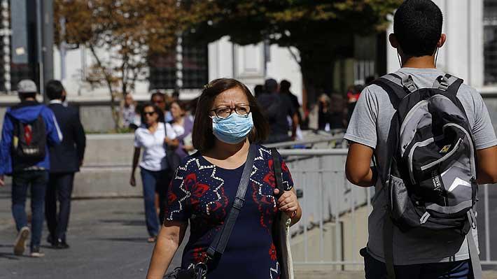 """Mañalich explica alza de casos de Covid-19 en Chile: """"Estamos testeando a personas que tienen muy pocos síntomas"""""""