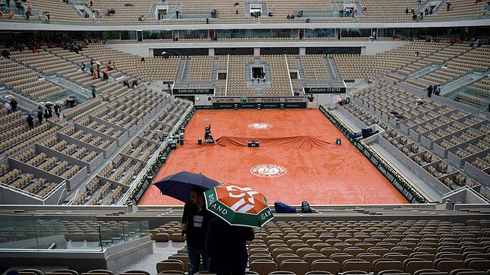 Otro duro golpe para el tenis: Roland Garros anuncia que el torneo fue aplazado para el segundo semestre