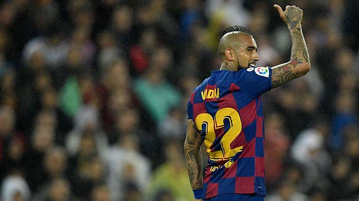Las distintas versiones sobre la partida de Vidal al Inter que surgen en Europa