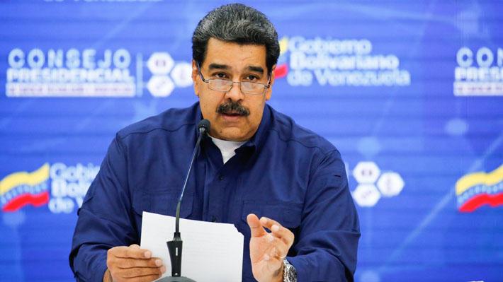 FMI rechaza pedido de US$5.000 millones de Nicolás Maduro para enfrentar propagación del coronavirus