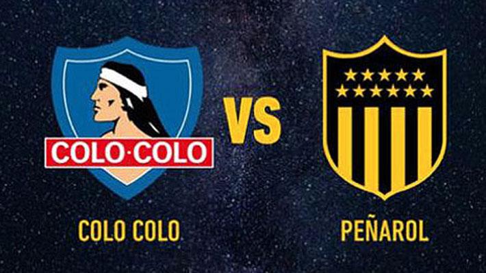 """Colo Colo y Peñarol """"resuelven"""" con una divertida dinámica en redes sociales el suspendido duelo de Libertadores"""