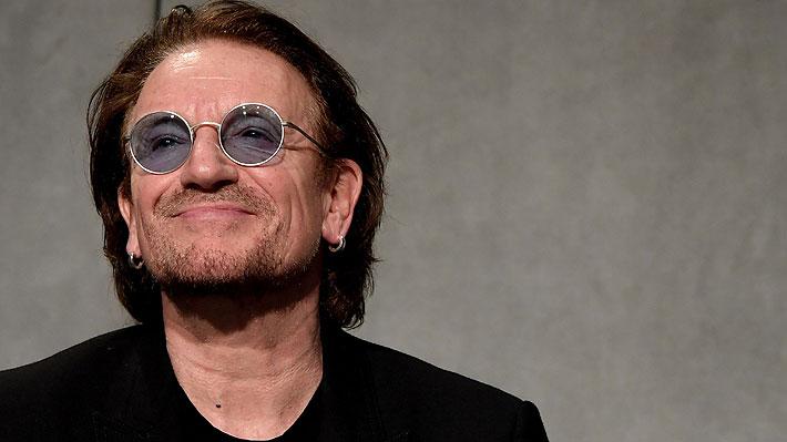 Bono compone balada en homenaje a los italianos y a los trabajadores de la salud que luchan contra el Covid-19