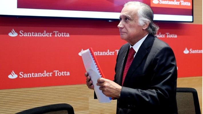 Muere por coronavirus el presidente de Banco Santander en Portugal