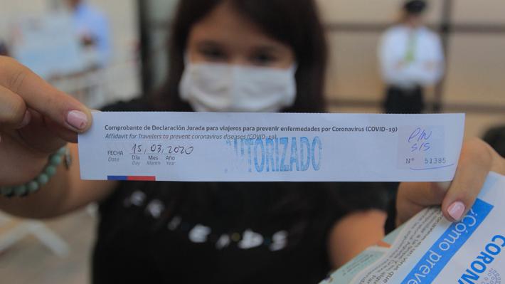 Aduanas sanitarias: Habrá una terrestre en Pichidangui y otras siete en distintos aeropuertos del país
