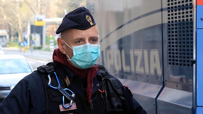Italia supera otra vez récord de muertes con 627 en 24 horas: Ya van más de 4 mil decesos en total