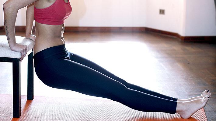 Cinco ejercicios que puedes realizar en casa para mantener tu cuerpo fuerte durante la cuarentena por coronavirus