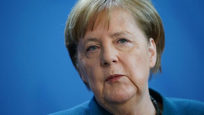Angela Merkel se encuentra en cuarentena tras tener contacto con un médico infectado con coronavirus