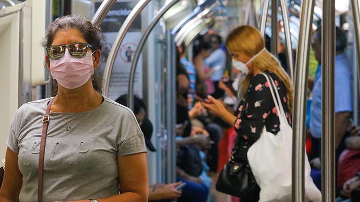 Sistemas de transporte modifican horarios por toque de queda: Metro operará hasta las 19:30 en la capital
