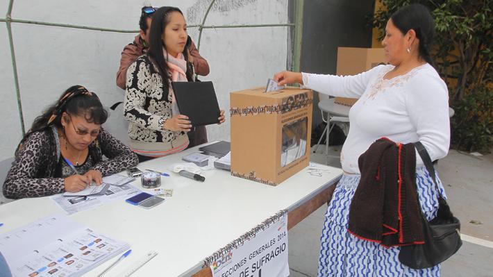 La crisis del coronavirus obliga a posponer las elecciones presidenciales en Bolivia