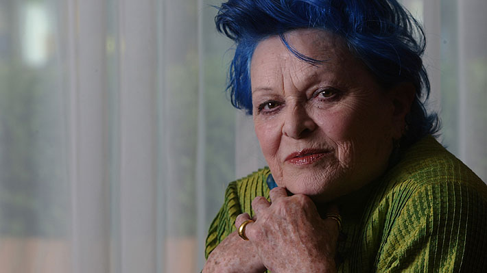 Lucía Bosé, madre del cantante Miguel Bosé, falleció a los 89 años
