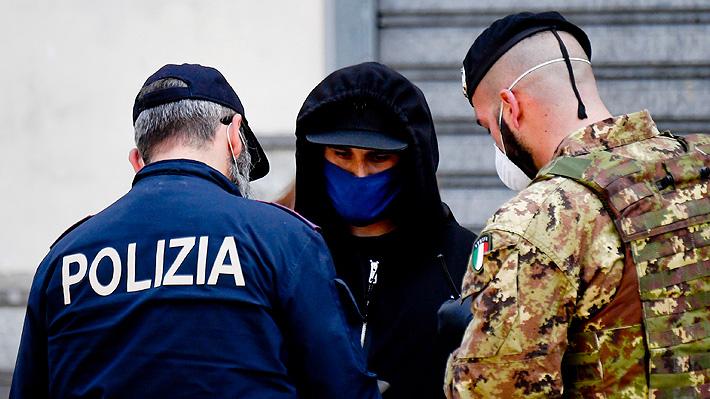 A un mes del primer contagio por Covid-19, Italia vive su peor crisis desde la II Guerra Mundial
