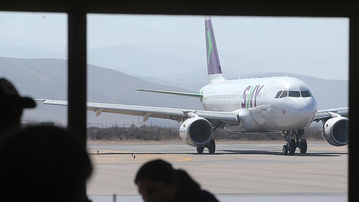 Aerolínea Sky anuncia suspensión temporal de todas sus operaciones en Chile hasta fines de abril