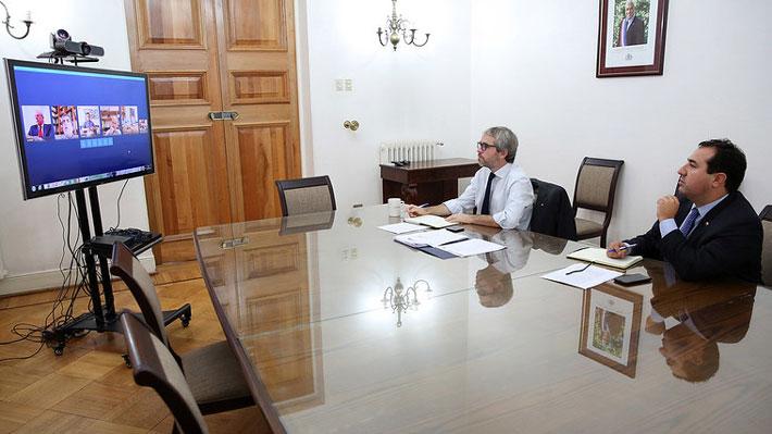 Oficialismo dice que Gobierno busca formar mesa de trabajo con gremios y empresarios ante emergencia por coronavirus