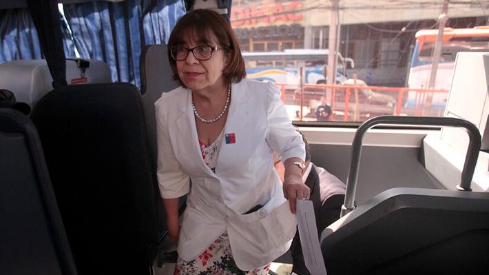 Seremi de Salud Rosa Oyarce entra en cuarentena preventiva tras tener contacto con contagiado con coronavirus