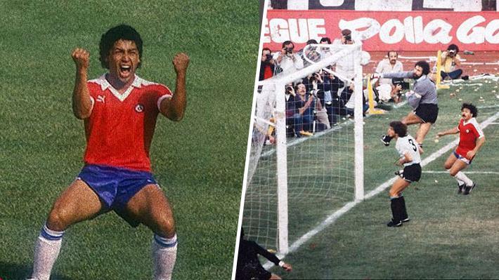 """A 35 años del """"gol imposible"""" de Jorge Aravena... El video, los recuerdos del protagonista y por qué su legendario tanto """"es incomparable"""""""