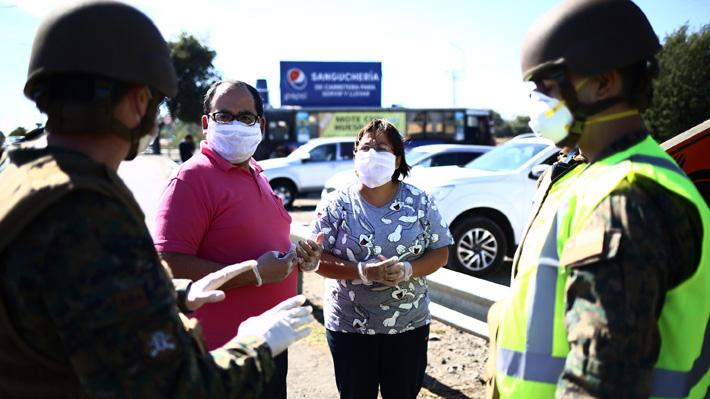Propagación de Covid-19 en actividad religiosa obliga a decretar un cordón sanitario en San Pedro de la Paz