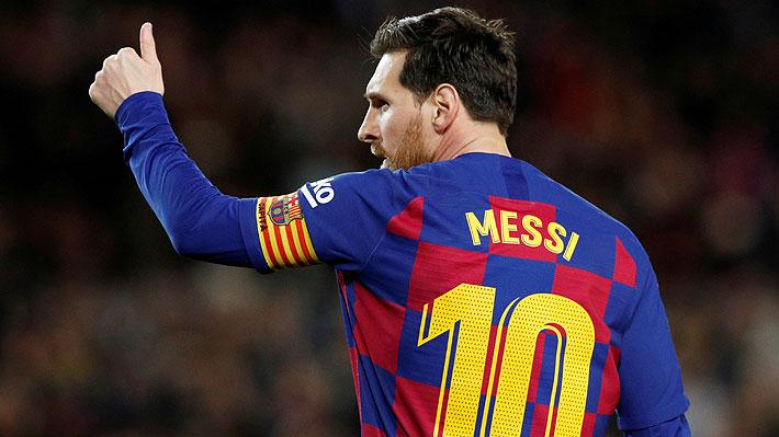 Messi saca su lado más solidario y realiza millonaria donación para combatir el coronavirus en España y Argentina