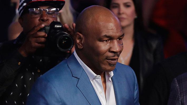 """""""Era un animal con dinero""""... Las crudas confesiones de Mike Tyson al recordar sus fiestas en Las Vegas"""
